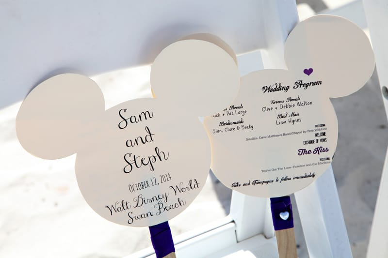 A Disney Wedding in Orlando Stephanie Dreams Blog (11)