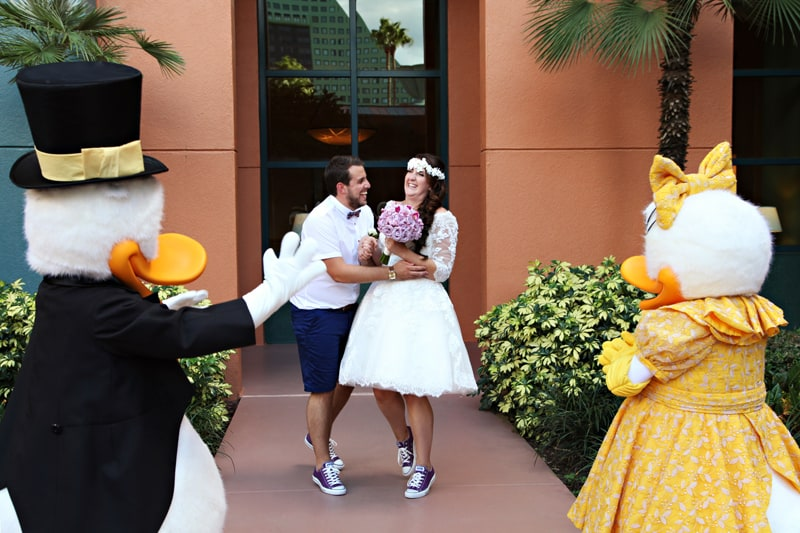 A Disney Wedding in Orlando Stephanie Dreams Blog (25)