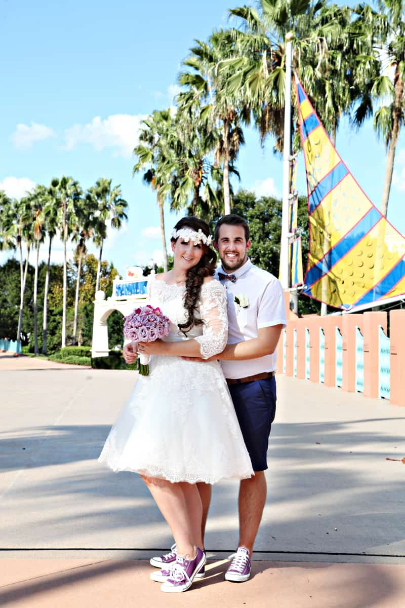 A Disney Wedding in Orlando Stephanie Dreams Blog (30)
