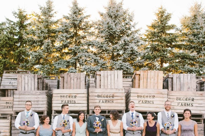 DIY Wedding Inspiration Rustic Cute 30