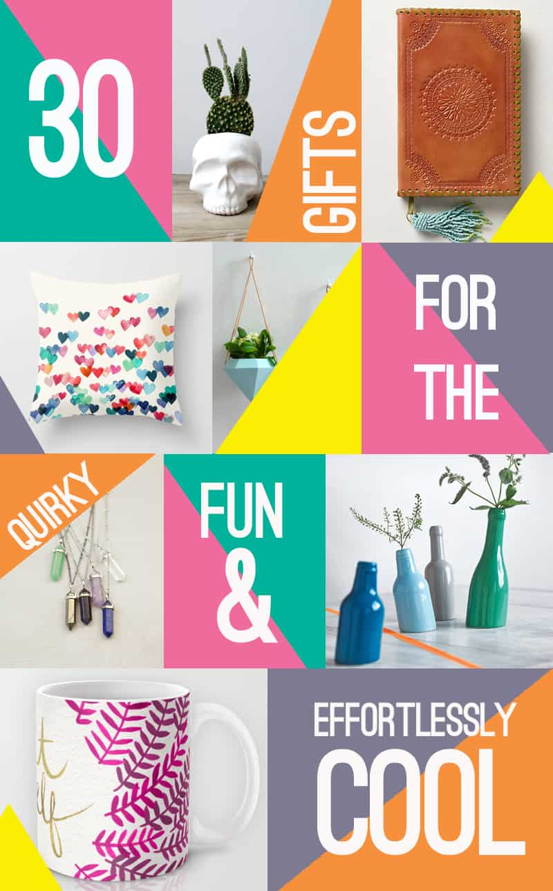 Fun cool gift ideas and quirky inspiration for unusual for Fun blog ideas