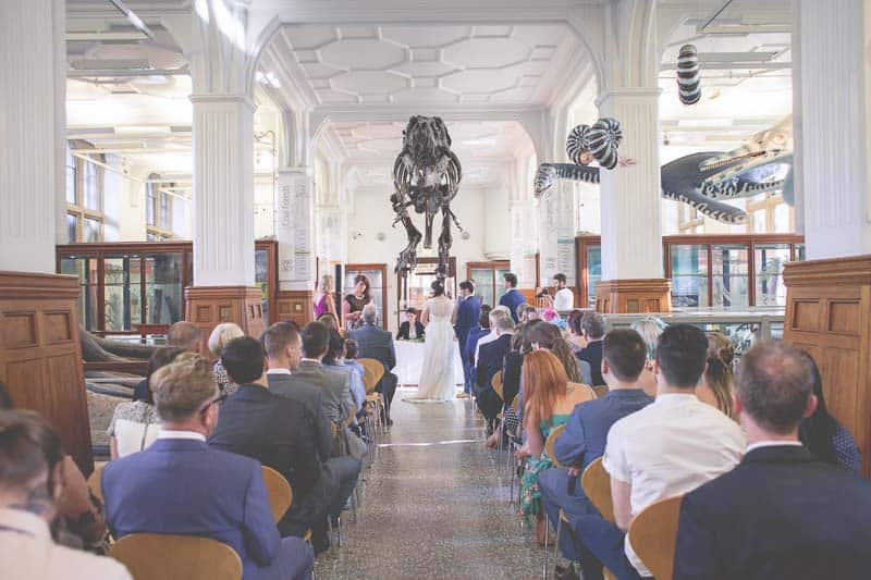 Glitter & Science Manchester Musuem Wedding (8)
