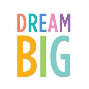 Instagram Dream Big