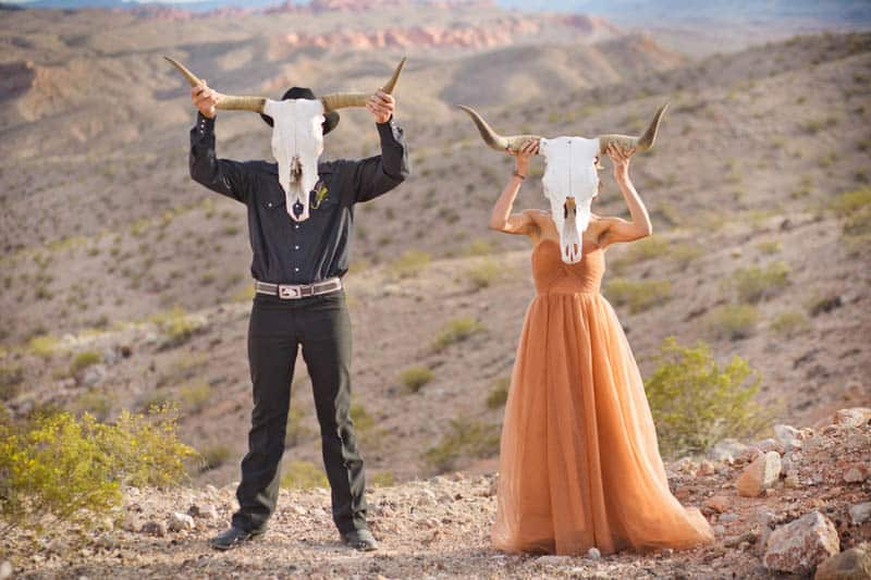 COUNTRY & WESTERN COWBOY & INDIAN ELOPEMENT (20)