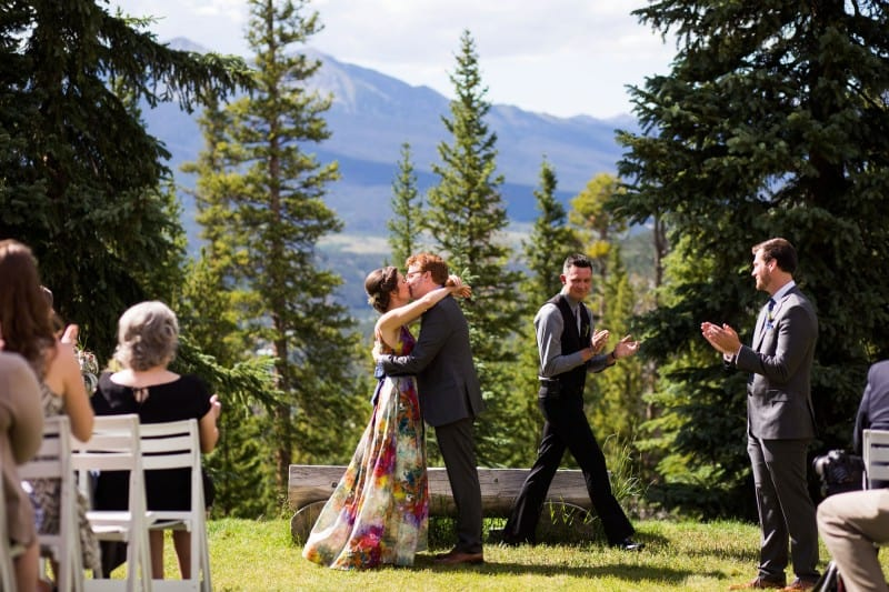 A COLOURFUL FLORAL GOWN FOR A WEDDING IN THE ROCKIES (22)