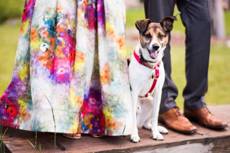 A COLOURFUL FLORAL GOWN FOR A WEDDING IN THE ROCKIES (30)