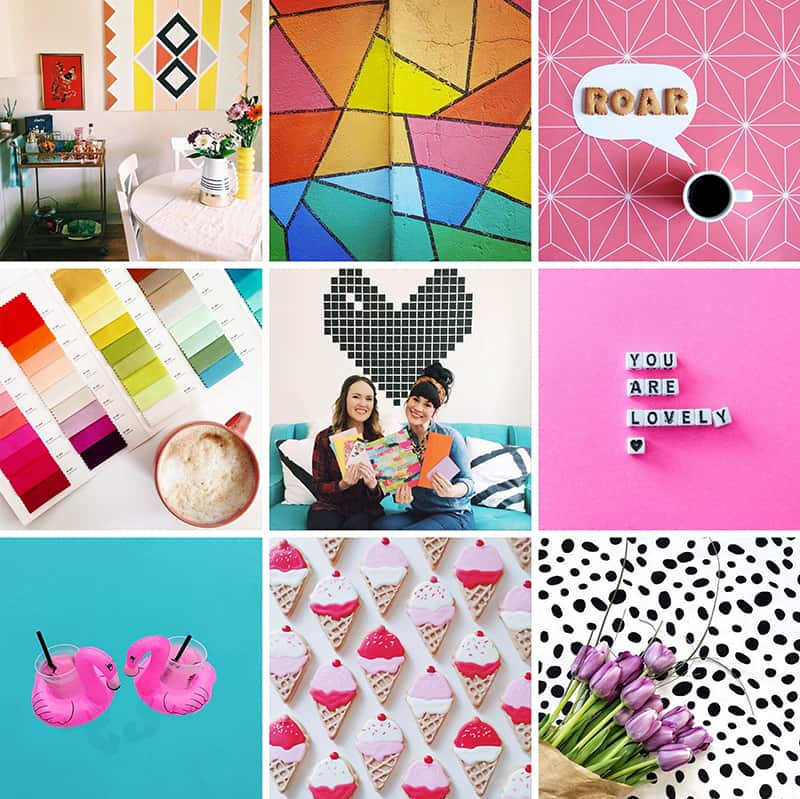 ABM Colorful Instagram