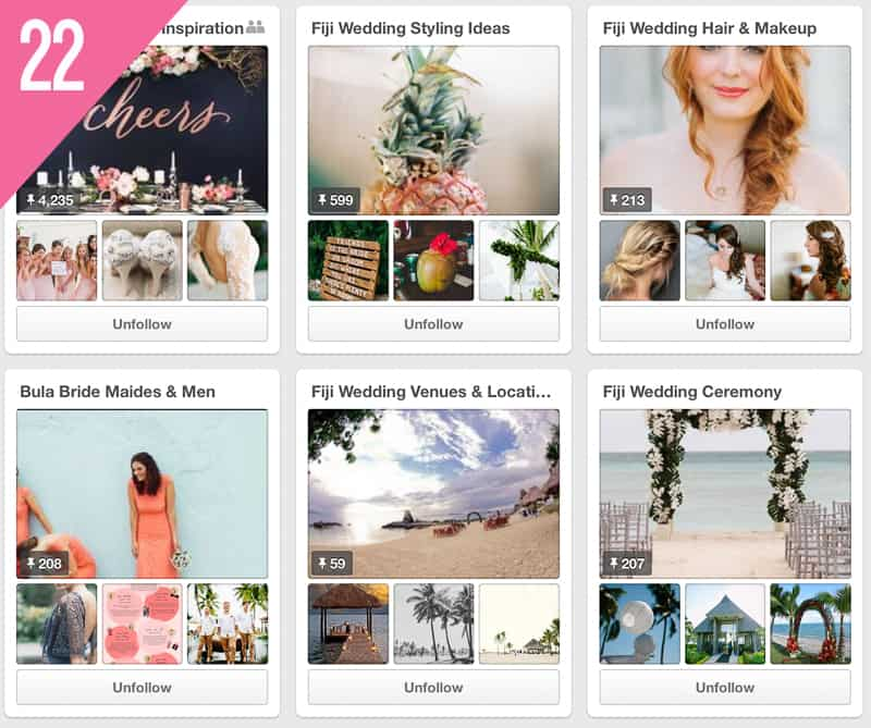 22 Bula Bride Wedding Inspiration Pinterest Accounts to Follow