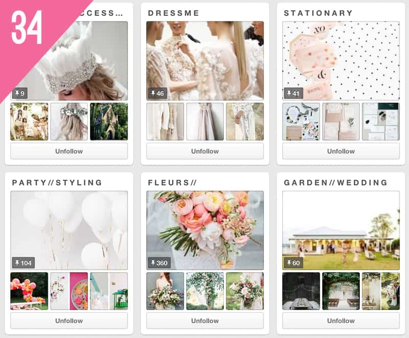 34 Simply Style Co Wedding Pinterest Accounts to Follow Pinners Inspiration
