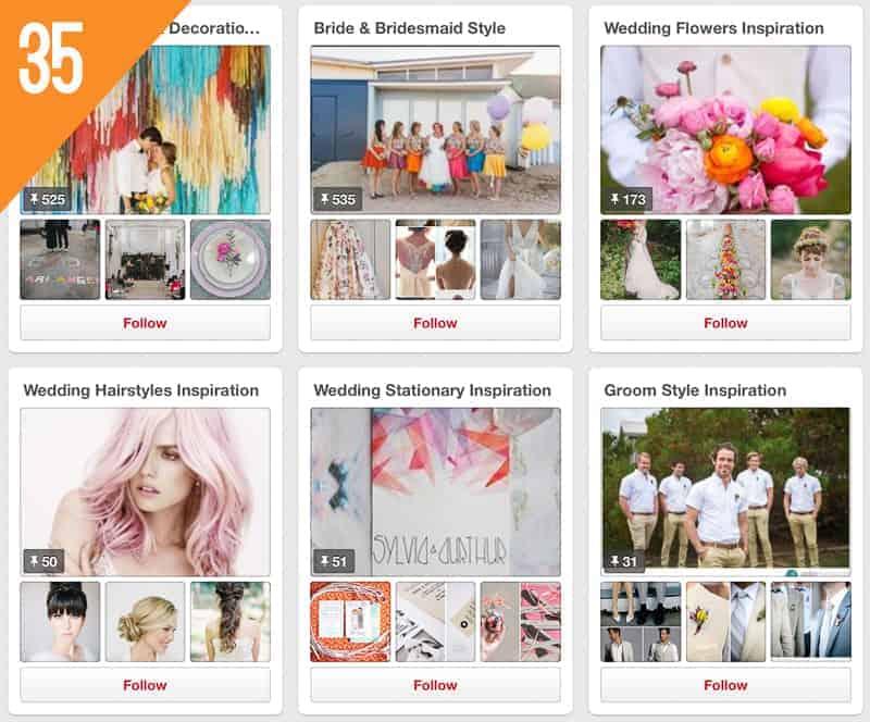 35 Jel Photography Wedding Pinterest Accounts To Follow