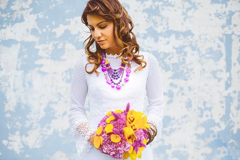 Festival Inspired Gypsy Mexican Fiesta Wedding Isnpiration 22