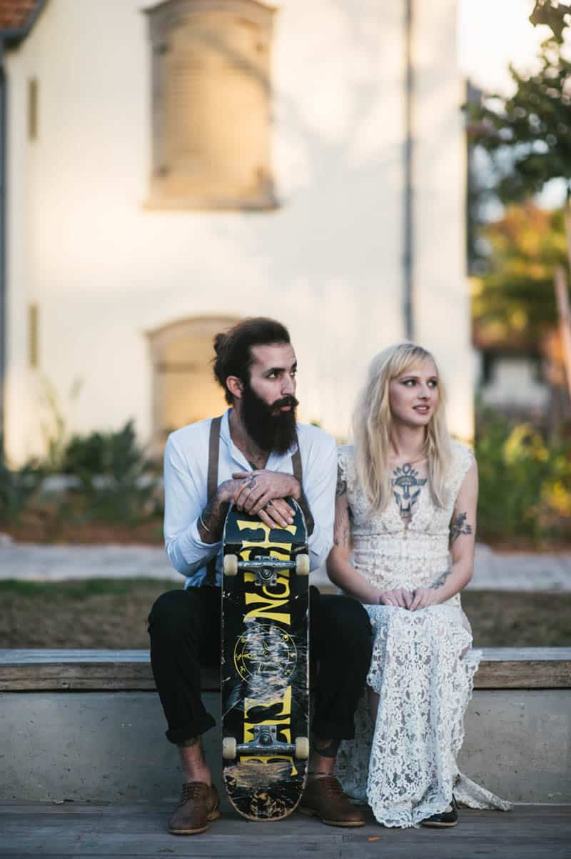 SUPER SMOKIN SKATER STYLE WEDDING INSPIRATION (20)