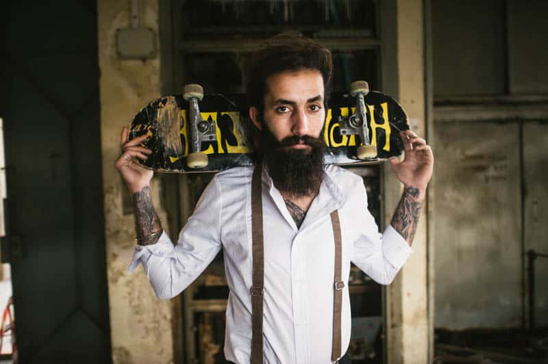 SUPER SMOKIN SKATER STYLE WEDDING INSPIRATION (4)