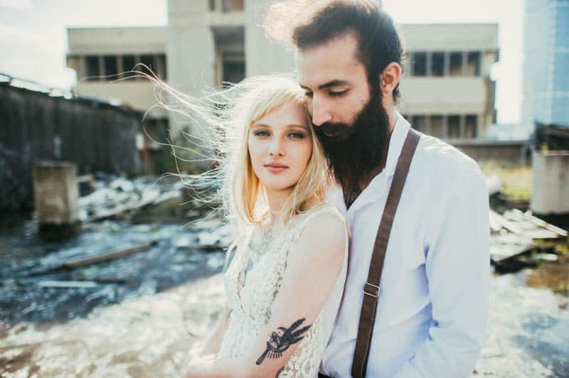 SUPER SMOKIN SKATER STYLE WEDDING INSPIRATION (7)