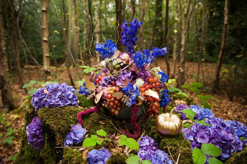 ENCHANTING FAIRYTALE FOREST WEDDING INSPIRATION (5)