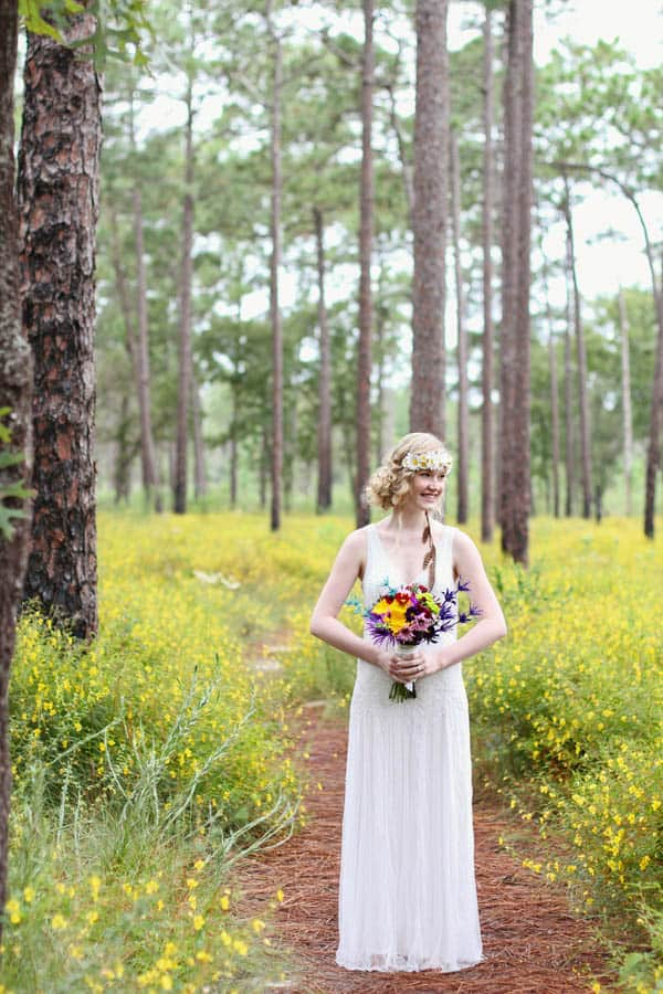 HIPPIE CHIC MUSIC NATURE LOVING FESTIVAL STYLED SHOOT (6 ...