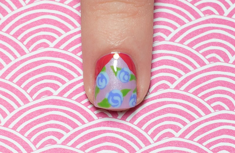 floral-nail-art-tutorial-step-finished