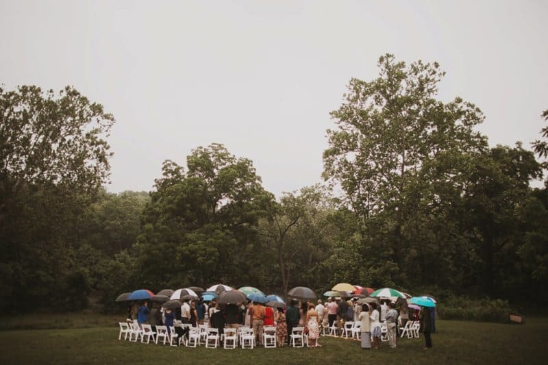 A BRIGHT & BEAUTIFUL TECHNICOLOUR WEDDING IN THE RAIN! (7)