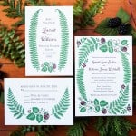 SECRET WOODLAND WEDDING INSPIRATION