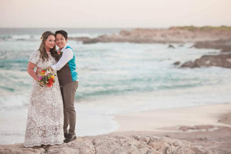 Same-Sex Playful DestinationWedding in Mexico (36)