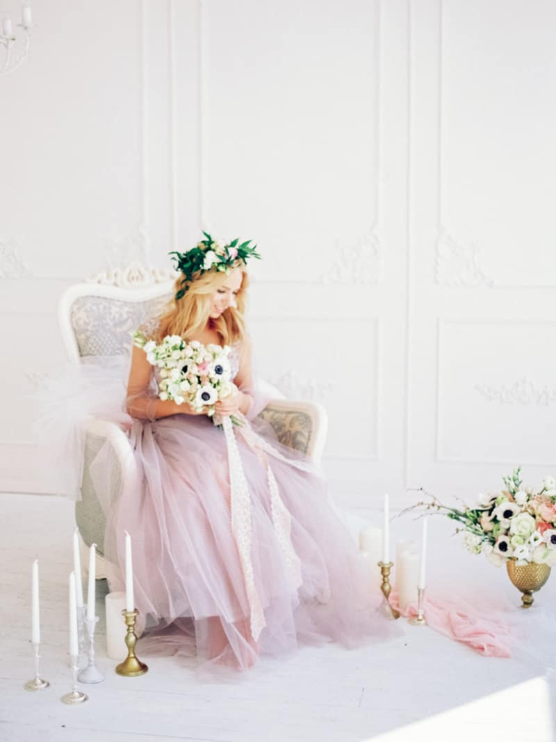 Soft Romantic Boudoir Shoot Session Bespoke Bride 29