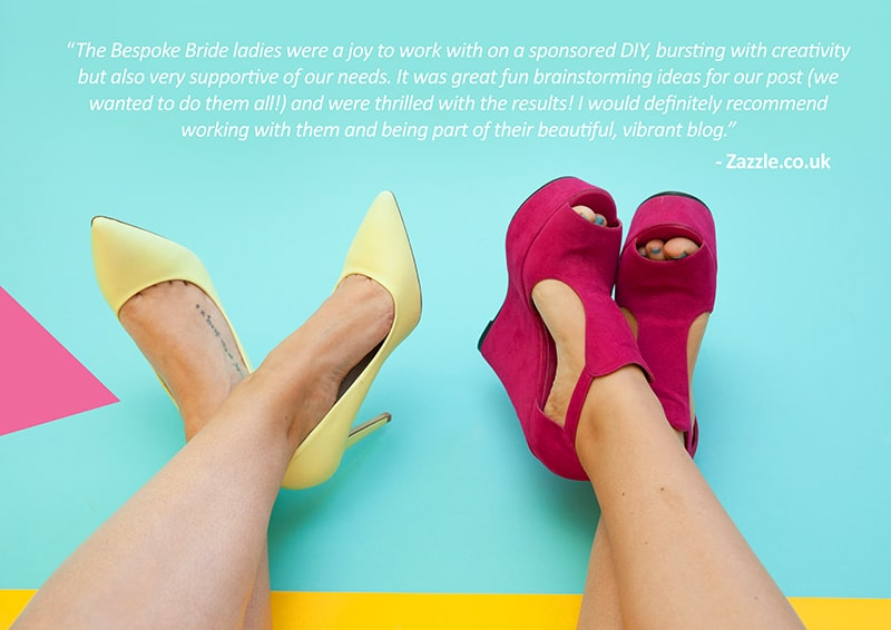 Bespoke Bride Media Kit Testimonial