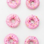 MAKE THESE FUN DONUT SOAP FAVOURS!