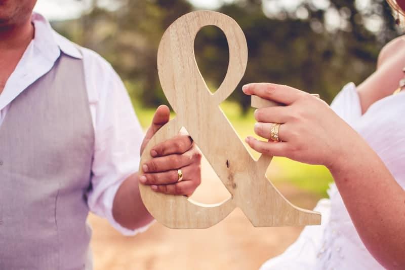 Sharlene and Zane's Bold Woodland Wedding in a treehouse  (23)
