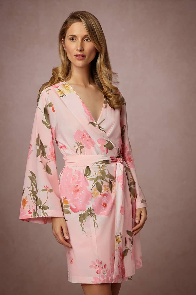 Win a beautiful BHLDN robe