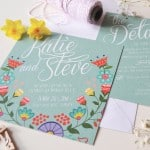 10 TRENDY WEDDING STATIONERY COLLECTIONS FOR SUMMER!