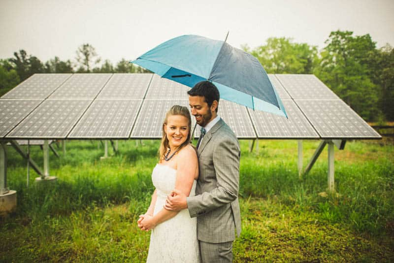 A COOL RAINY ORGANIC SOLAR FARM WEDDING (12)