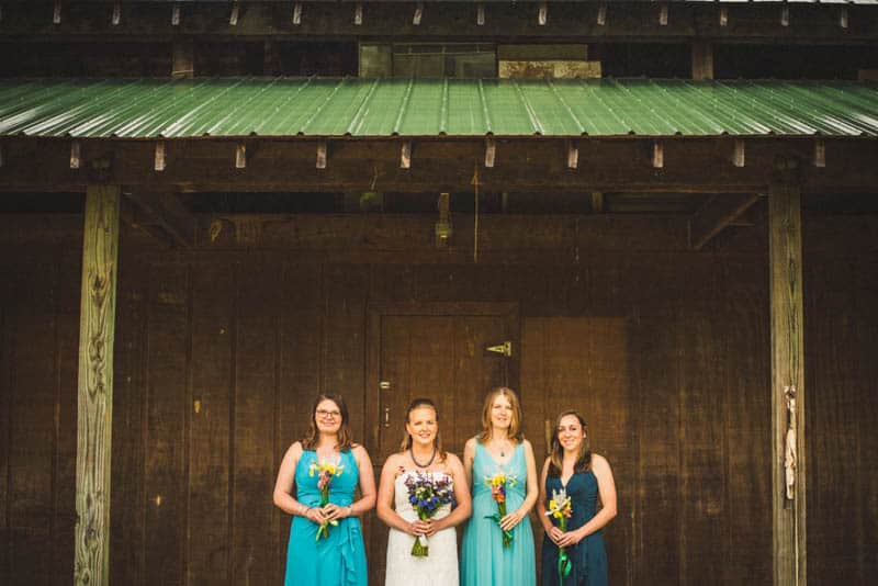 A COOL RAINY ORGANIC SOLAR FARM WEDDING (14)