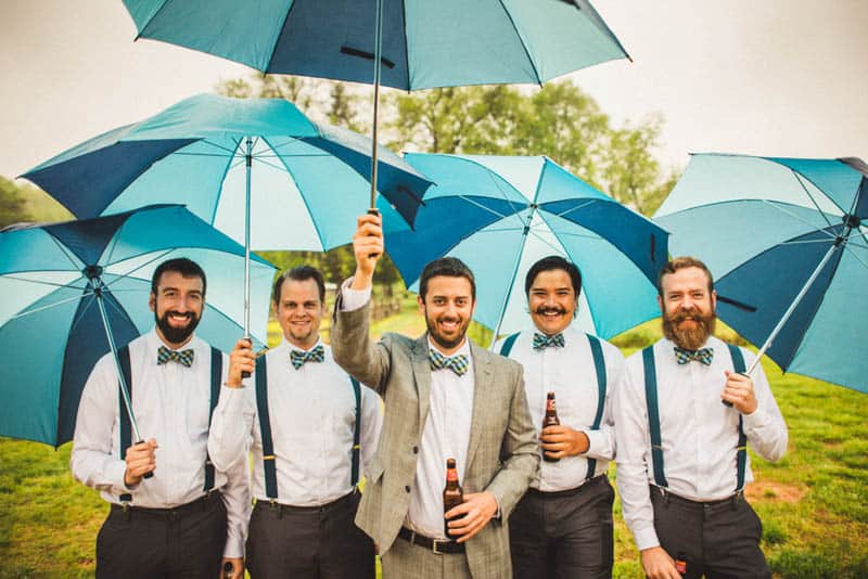 A COOL RAINY ORGANIC SOLAR FARM WEDDING (4)