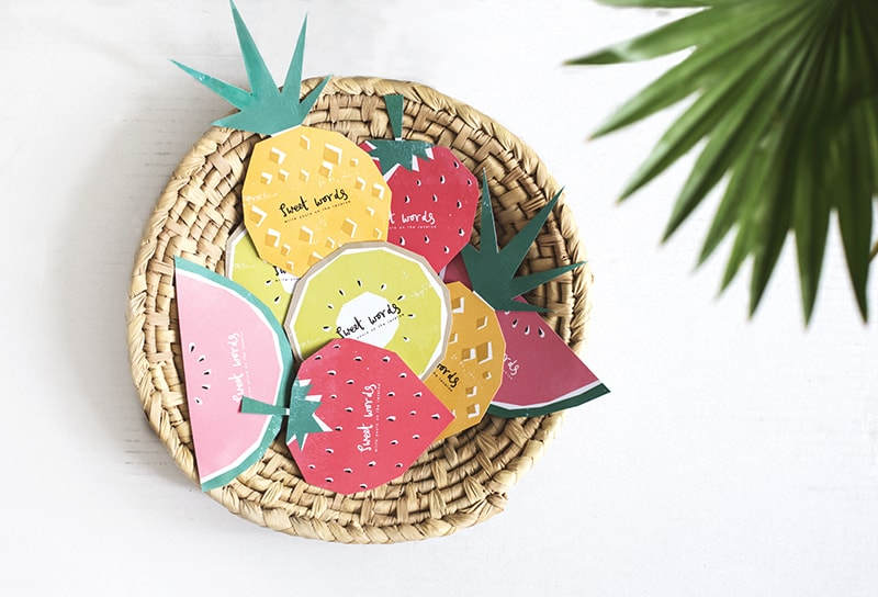 fruit printables 5