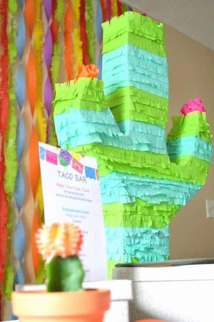 Cactus Pinata DIY 2 – Bespoke-Bride: Wedding Blog