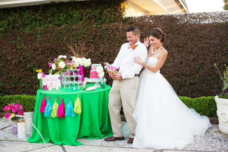 HOW TO DESIGN A COLOURFUL WEDDING ON ANY BUDGET WITH LILLY PULITZER FOR TARGET!  (12)