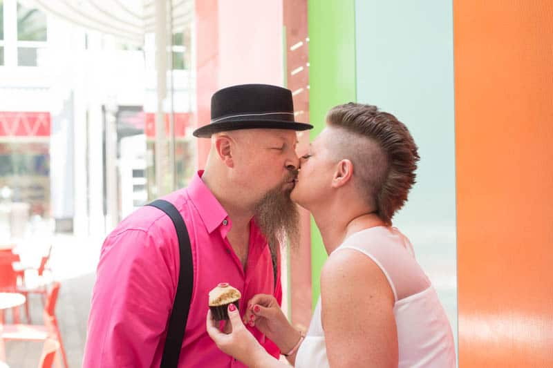 PINK TO MAKE THE BOYS WINK! AN ECLECTIC LAS VEGAS ELOPEMENT (54)