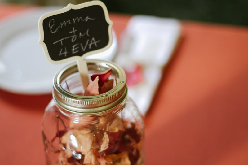 A FUN & QUIRKY FALL VEGAN WEDDING WITH A TACO TRUCK AND PUMPKIN DECORATIONS! (15)