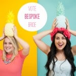 IT'S TIME FOR A PEP TALK! + PLEASE NOMINATE BESPOKE BRIDE FOR A COSMOPOLITAN BLOG AWARD!