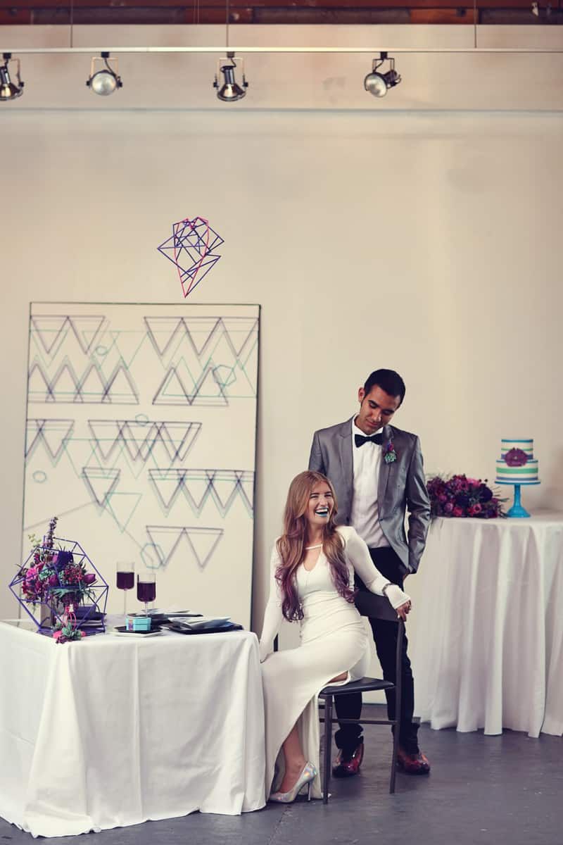BOLD, GEOMETRIC COSMIC LOVE WEDDING EDITORIAL (13)