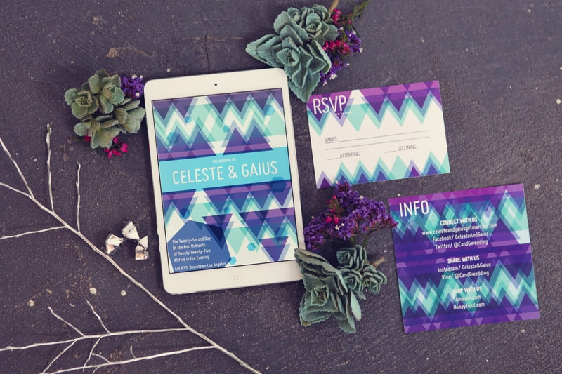 BOLD, GEOMETRIC COSMIC LOVE WEDDING EDITORIAL (3)