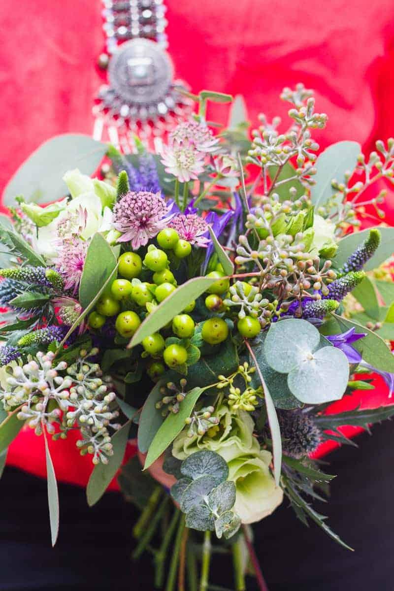 Etsy Wedding Flower Workshop Harriet Parry Floral Posie Bespoke Bride Bourne and Hollingsworth-25