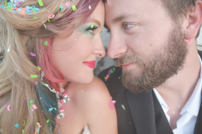 LISA FRANK STYLED SHOOT! COLOURFUL UNICORNS & RAINBOWS (31)
