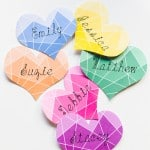 FREE PRINTABLE OMBRE PLACE NAMES