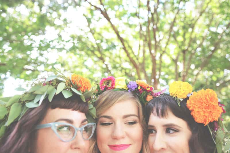 A SWEET BOHEMIAN WEDDING (16)