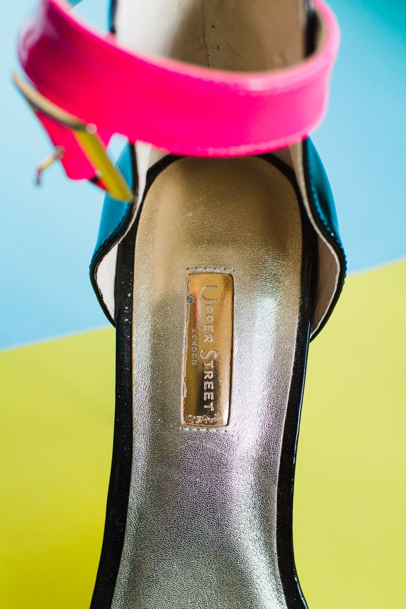 WANT TO DESIGN YOUR OWN WEDDING SHOES? WELL YOU CAN WITH UPPER ...