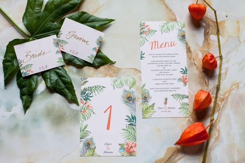 HOW TO TROPICAL BOHEMIAN BEACH HOUSE WEDDING THEME (13)
