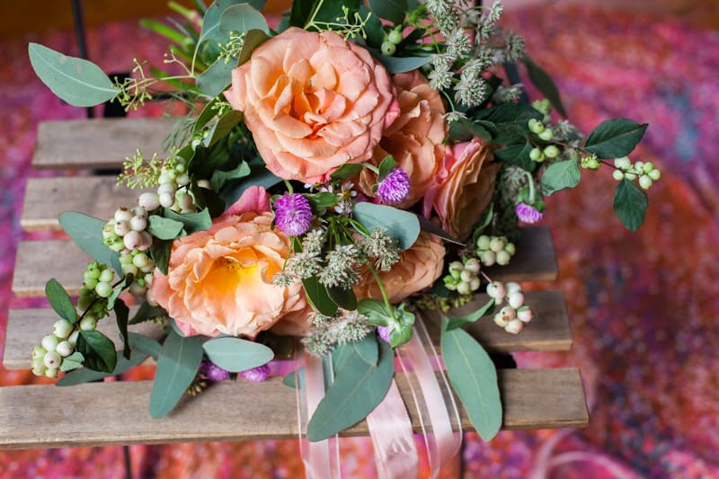 HOW TO TROPICAL BOHEMIAN BEACH HOUSE WEDDING THEME (22)