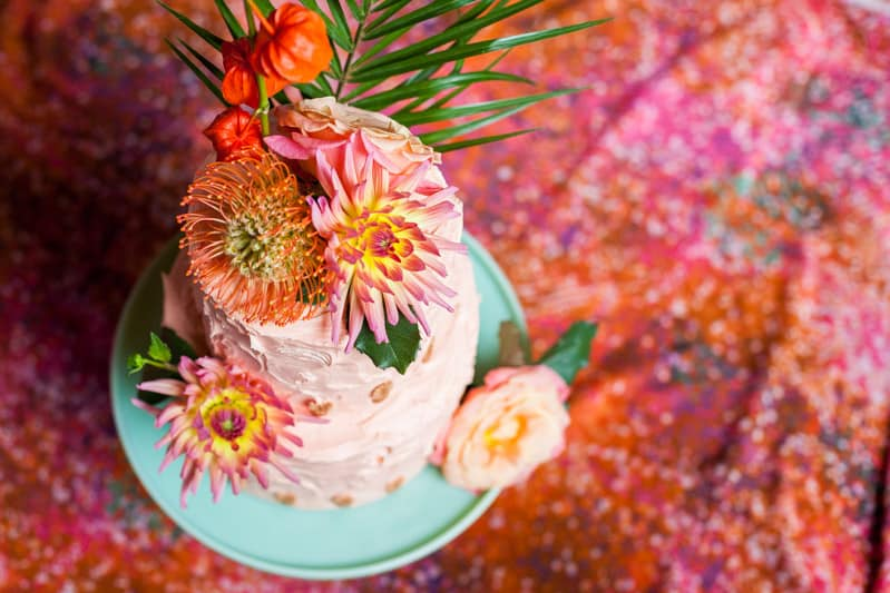HOW TO TROPICAL BOHEMIAN BEACH HOUSE WEDDING THEME (3)