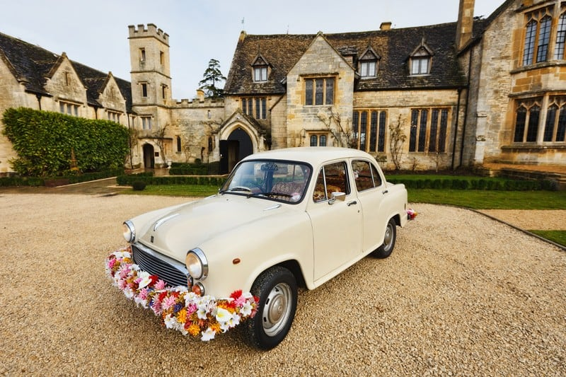 Kushi cars BB boutique Wedding Transport